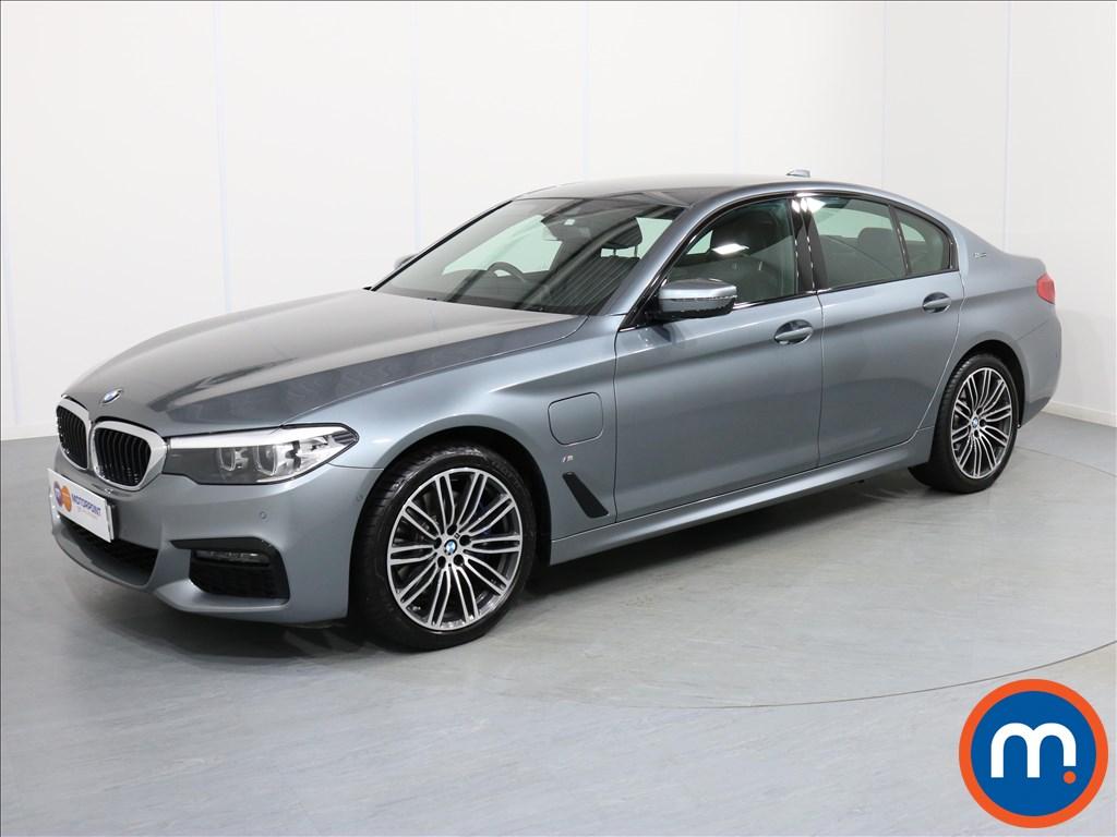 BMW 5 Series M Sport - Stock Number 1061090 Passenger side front corner