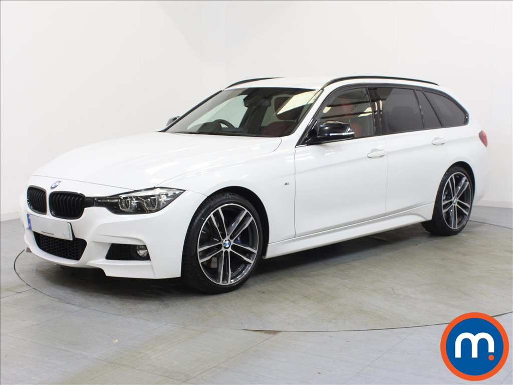 BMW 3 Series M Sport Shadow Edition - Stock Number 1063173 Passenger side front corner