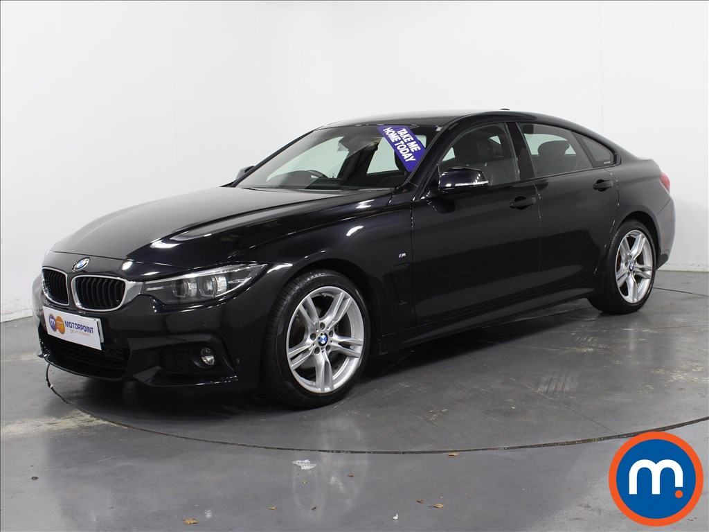 BMW 4 Series M Sport - Stock Number 1060999 Passenger side front corner