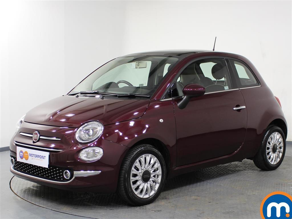 Fiat 500 Lounge - Stock Number 1063790 Passenger side front corner