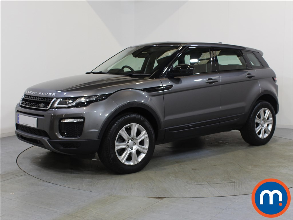 Land Rover Range Rover Evoque SE Tech - Stock Number 1062289 Passenger side front corner
