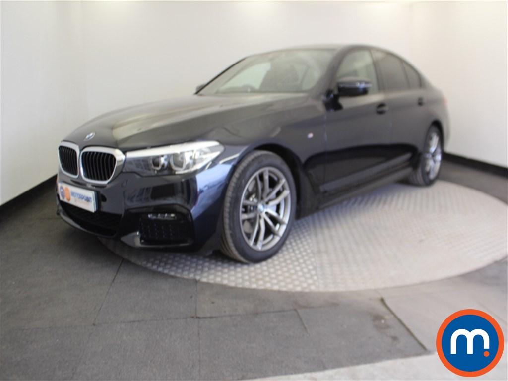 BMW 5 Series M Sport - Stock Number 1061382 Passenger side front corner