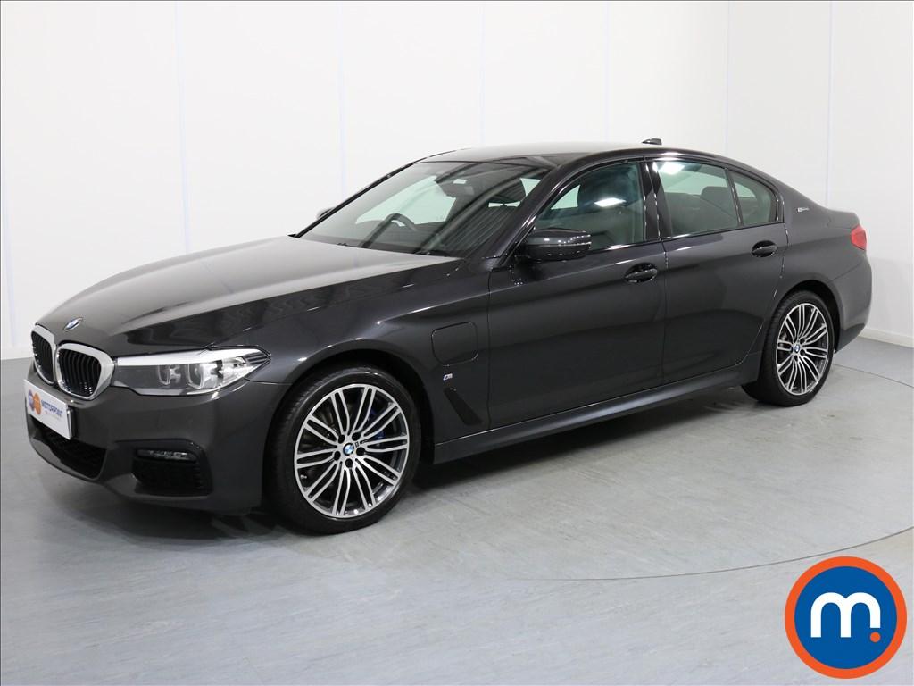 BMW 5 Series M Sport - Stock Number 1061153 Passenger side front corner