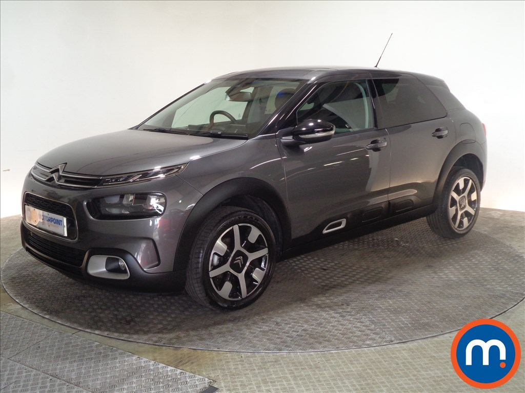 Citroen C4 Cactus Flair - Stock Number 1061596 Passenger side front corner