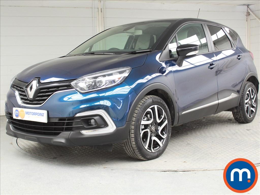 Renault Captur Iconic - Stock Number 1052321 Passenger side front corner