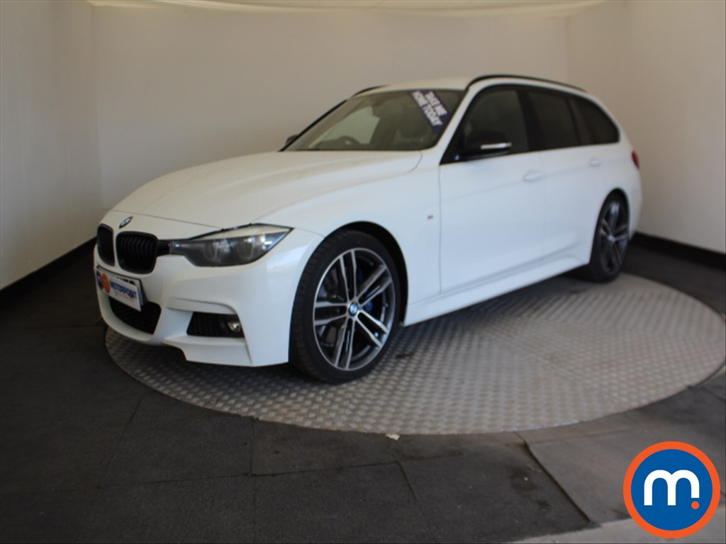 BMW 3 Series M Sport Shadow Edition - Stock Number 1059403 Passenger side front corner