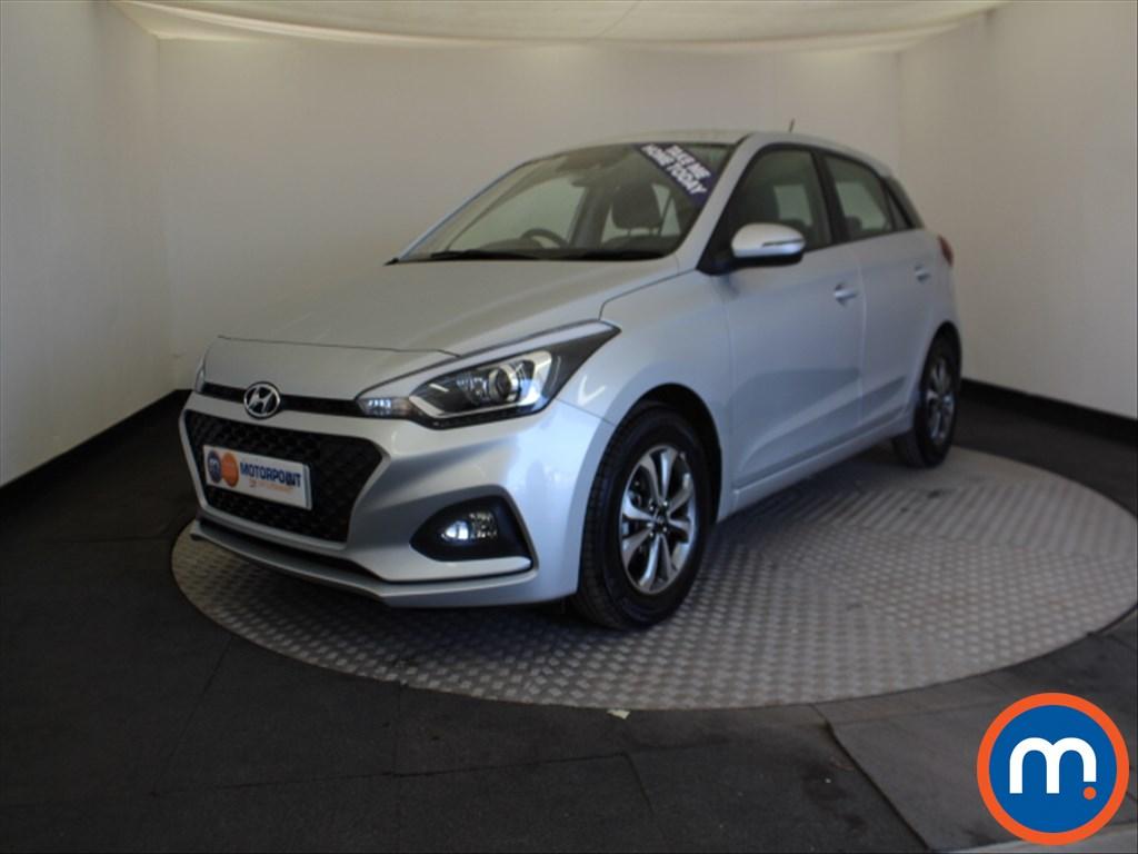 Hyundai I20 SE - Stock Number 1059397 Passenger side front corner