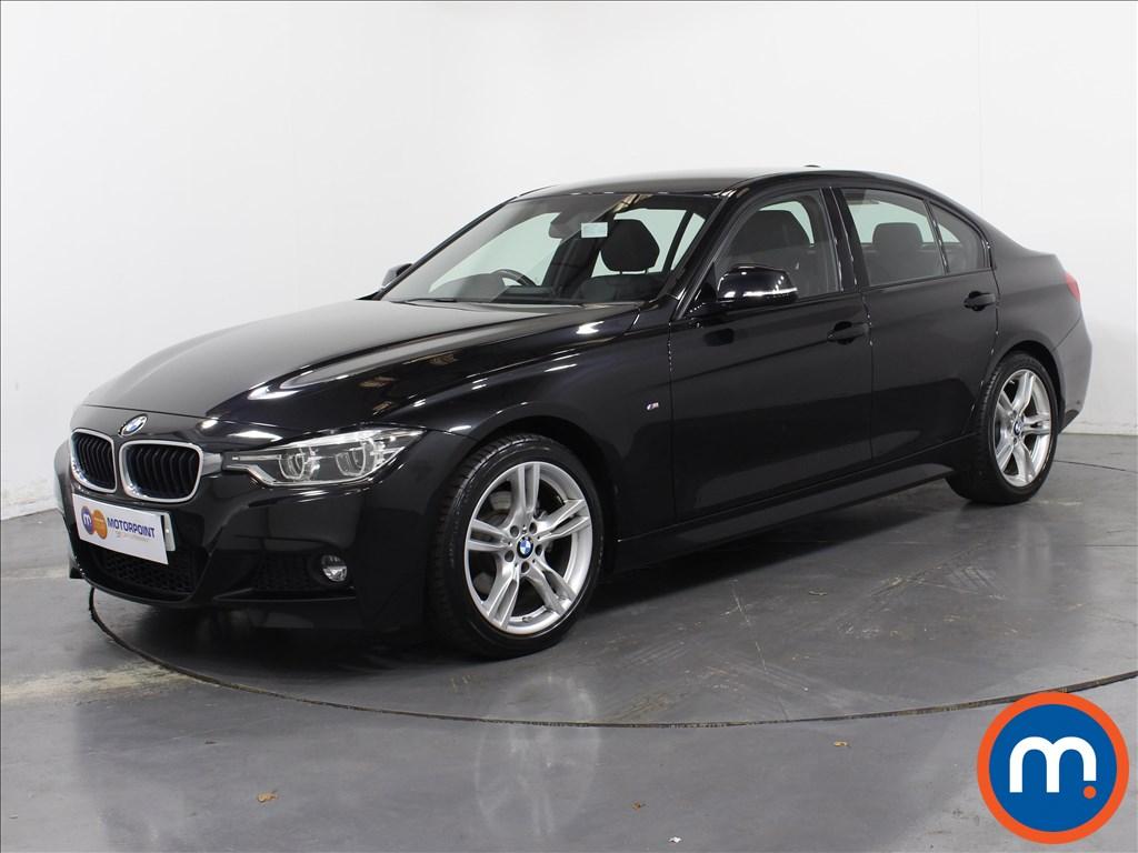 BMW 3 Series M Sport - Stock Number 1061007 Passenger side front corner
