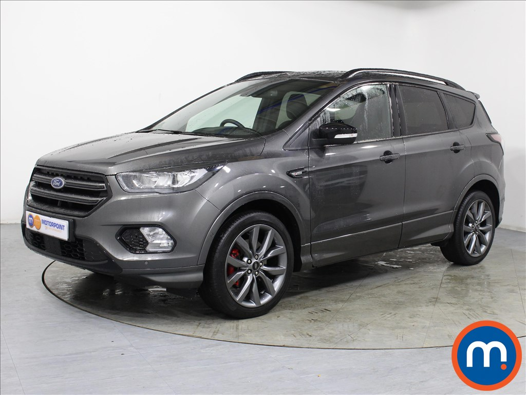 Ford Kuga ST-Line Edition - Stock Number 1054482 Passenger side front corner