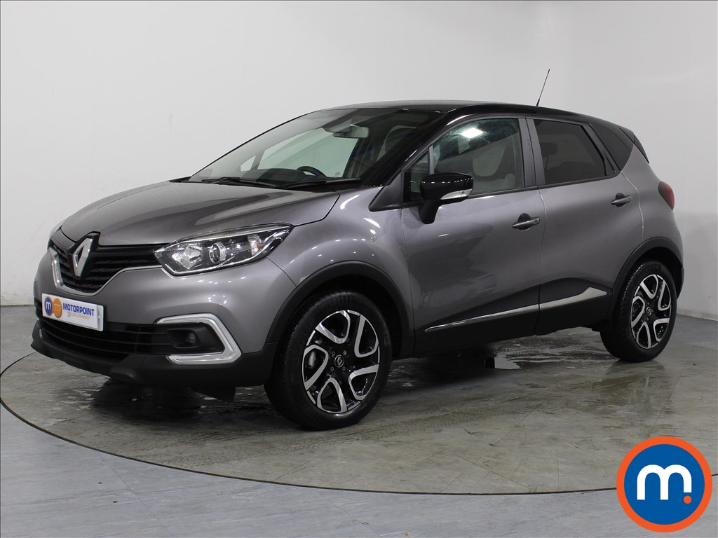 Renault Captur Iconic - Stock Number 1059558 Passenger side front corner