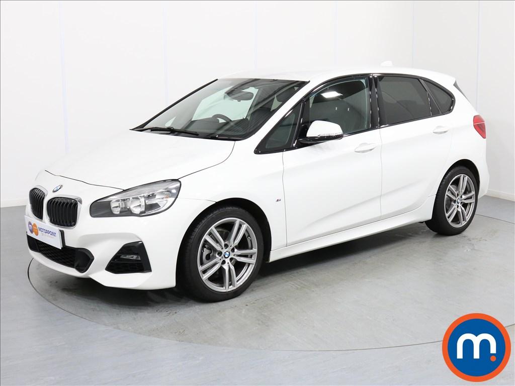 BMW 2 Series M Sport - Stock Number 1058609 Passenger side front corner