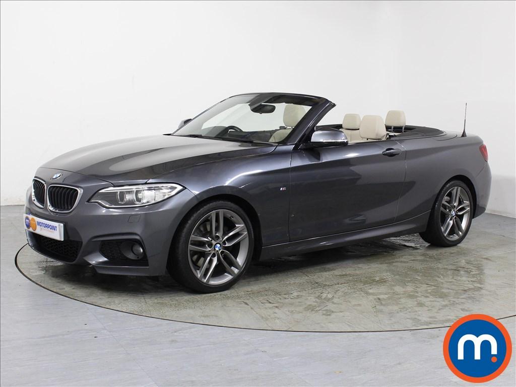 BMW 2 Series M Sport - Stock Number 1061321 Passenger side front corner