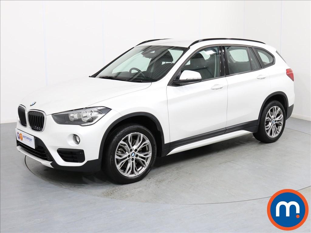 BMW X1 Sport - Stock Number 1063432 Passenger side front corner