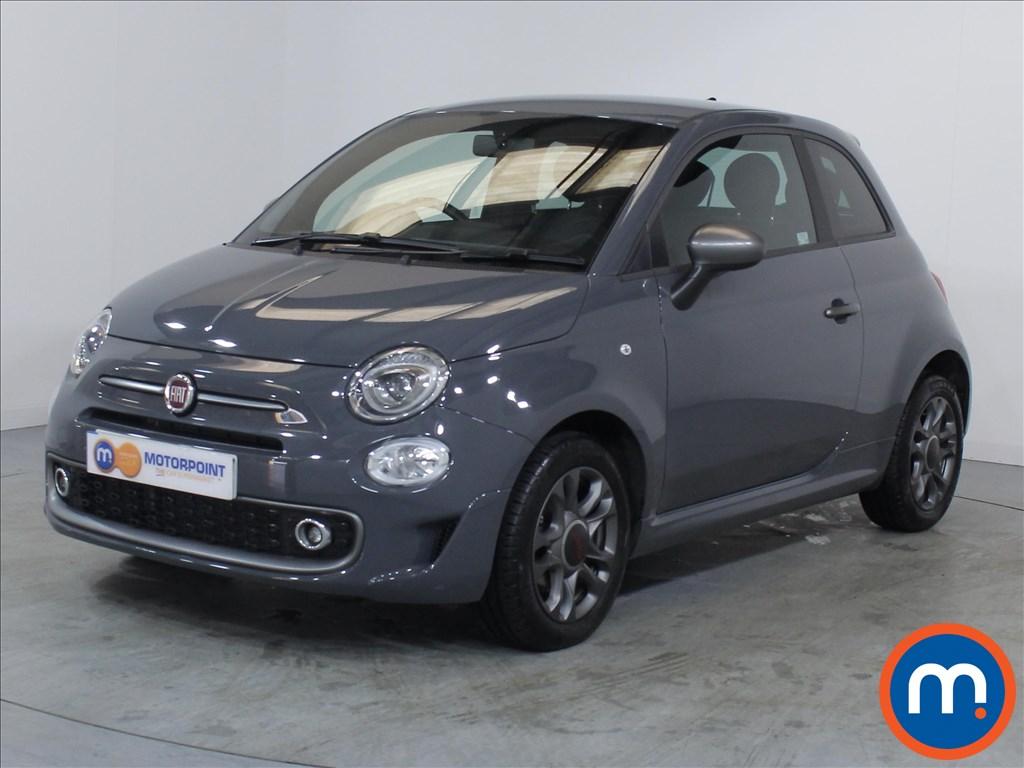 Fiat 500 S - Stock Number 1060908 Passenger side front corner