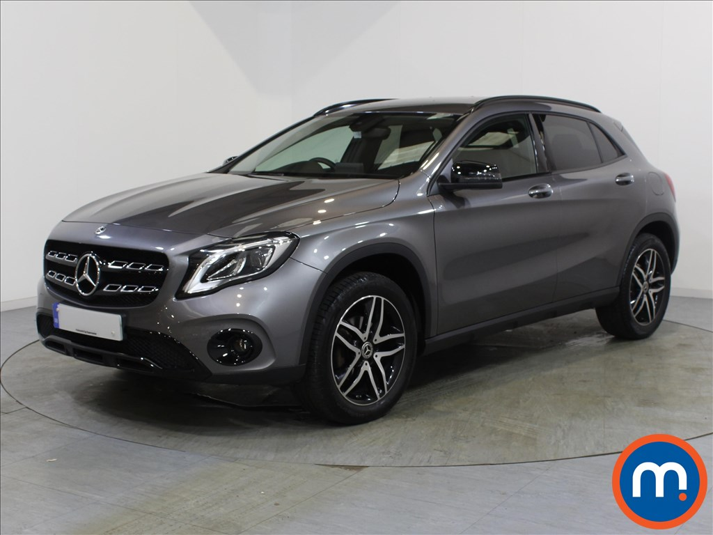 Mercedes-Benz Gla Class Urban Edition - Stock Number 1065113 Passenger side front corner
