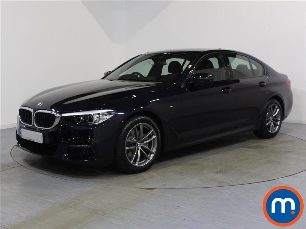 BMW 5 Series M Sport - Stock Number 1061383 Passenger side front corner