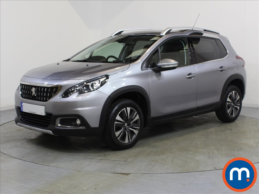 Peugeot 2008 Allure - Stock Number 1062218 Passenger side front corner