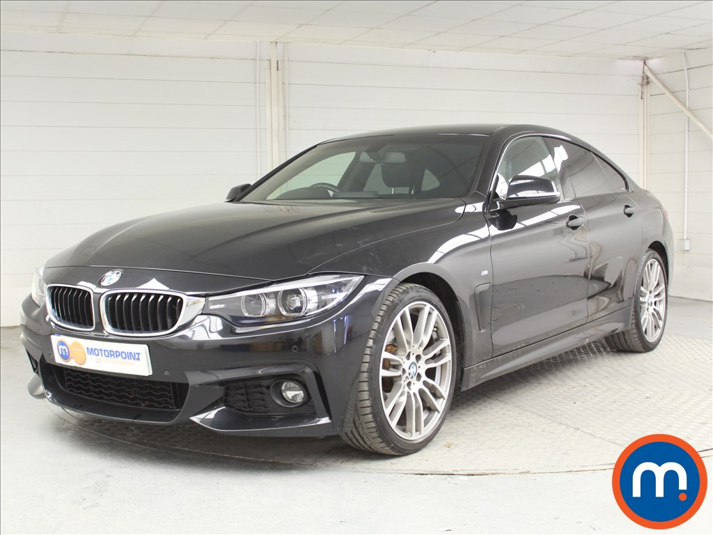 BMW 4 Series M Sport - Stock Number 1058015 Passenger side front corner