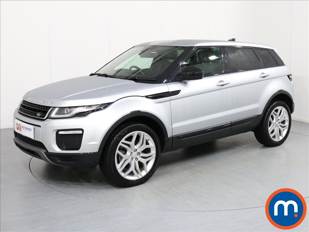 Land Rover Range Rover Evoque SE Tech - Stock Number 1064106 Passenger side front corner