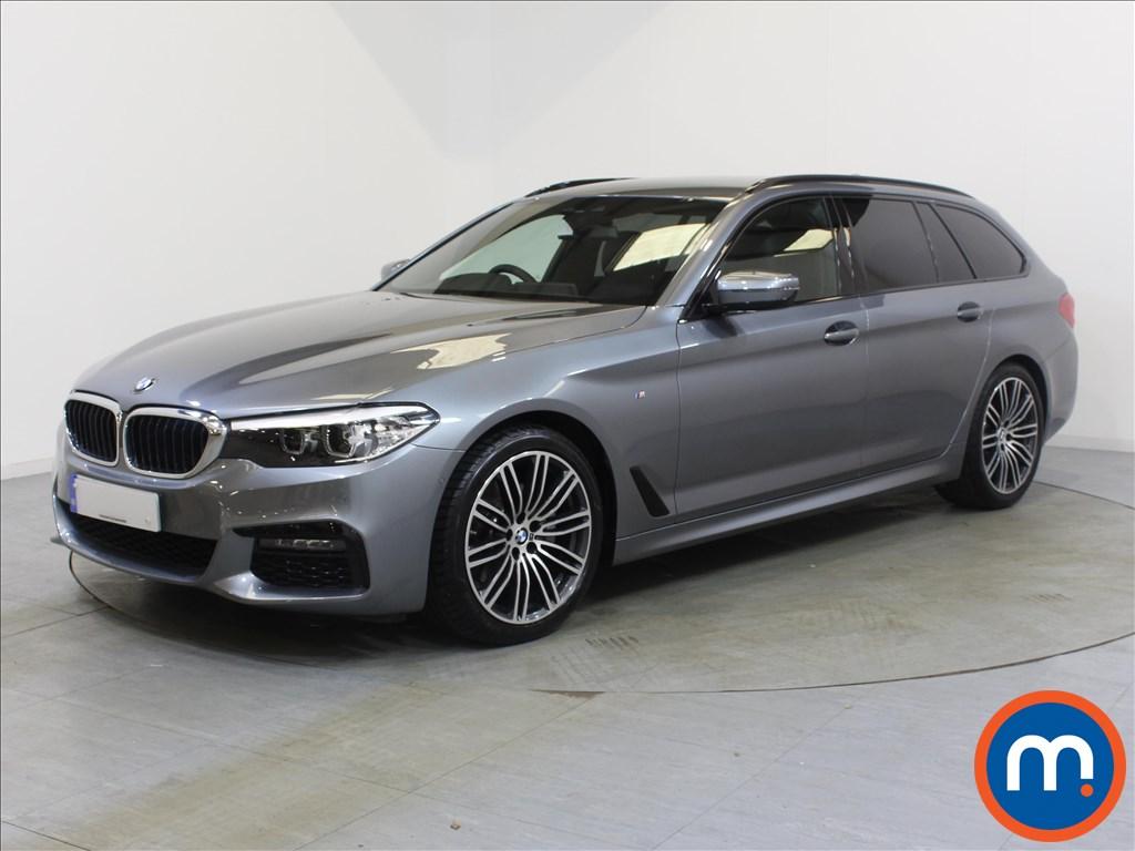 BMW 5 Series M Sport - Stock Number 1061393 Passenger side front corner