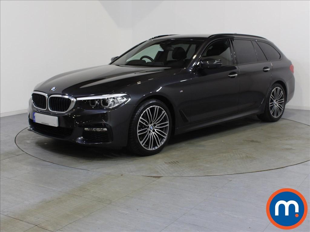 BMW 5 Series M Sport - Stock Number 1062495 Passenger side front corner