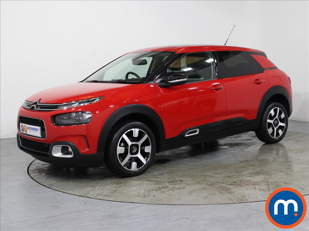 Citroen C4 Cactus Flair - Stock Number 1061594 Passenger side front corner