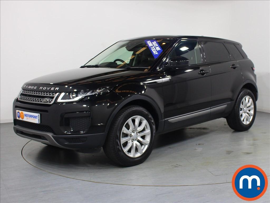 Land Rover Range Rover Evoque SE - Stock Number 1063710 Passenger side front corner
