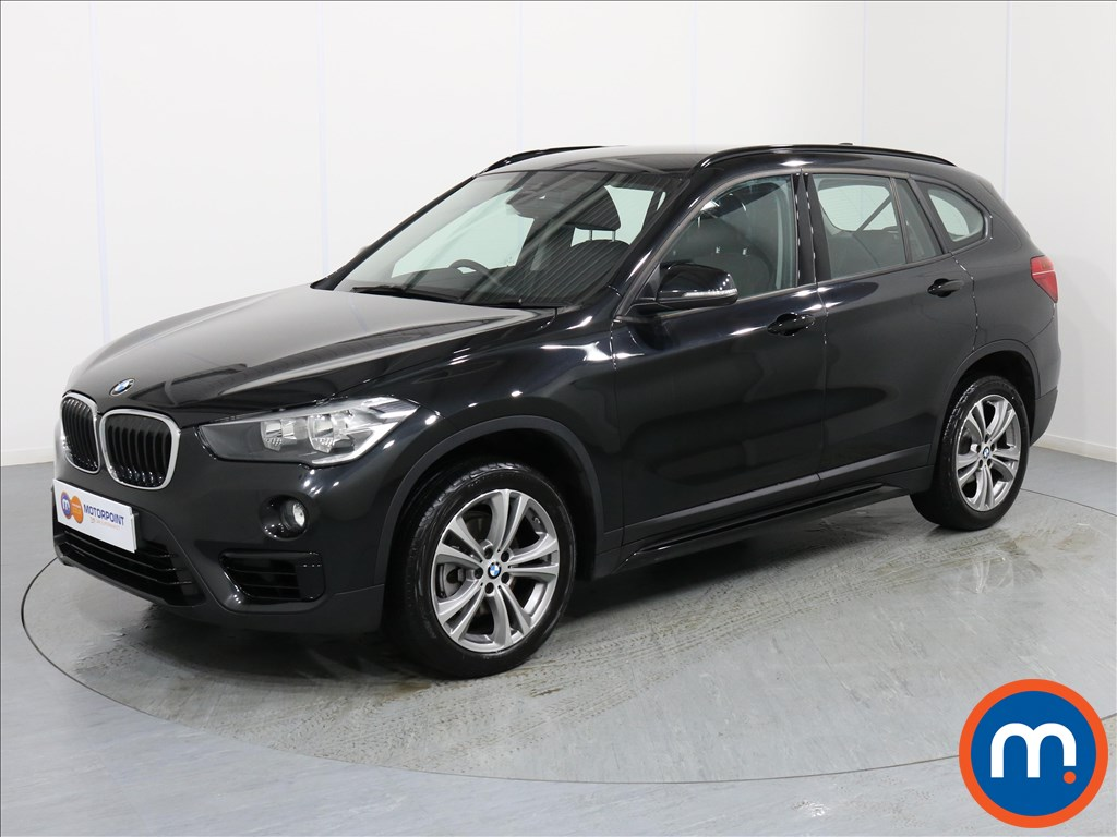 BMW X1 Sport - Stock Number 1065013 Passenger side front corner