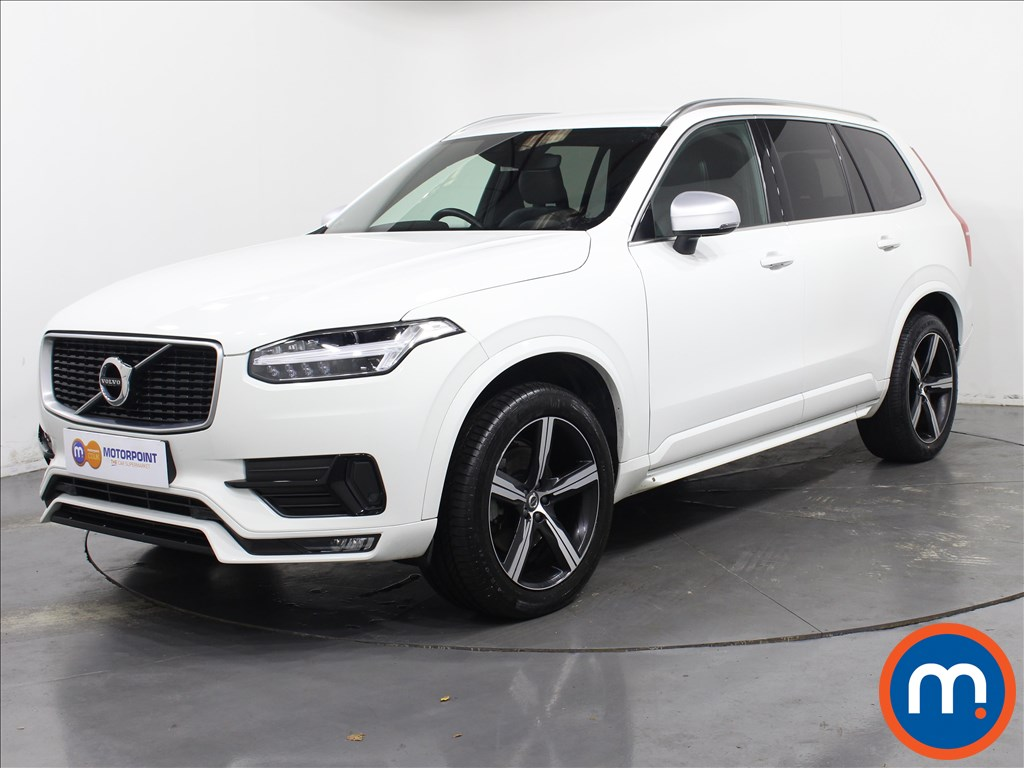 Volvo Xc90 R DESIGN - Stock Number 1063198 Passenger side front corner