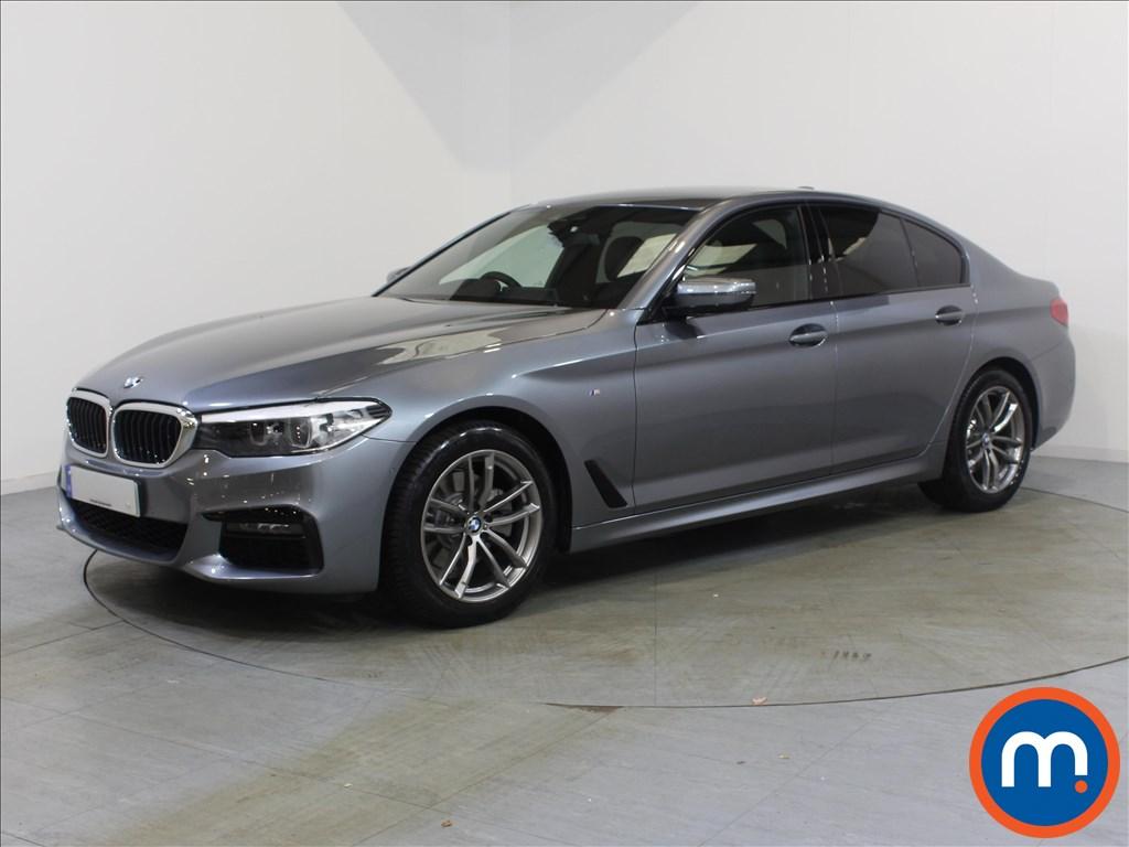 BMW 5 Series M Sport - Stock Number 1062169 Passenger side front corner