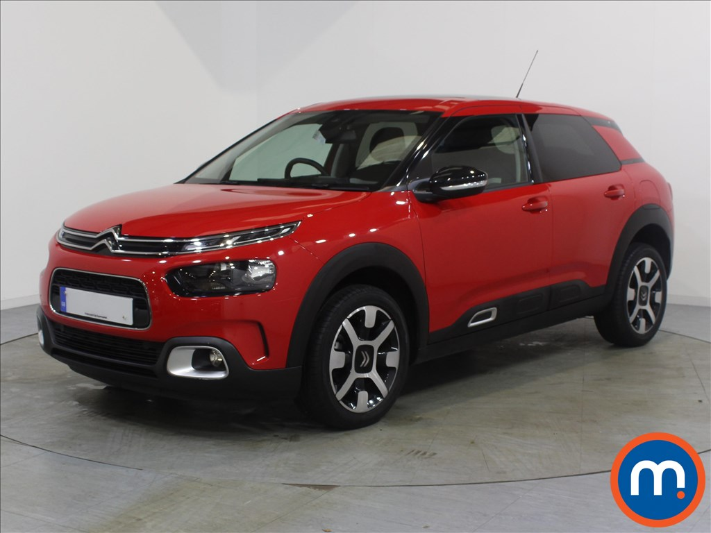 Citroen C4 Cactus Flair - Stock Number 1061593 Passenger side front corner