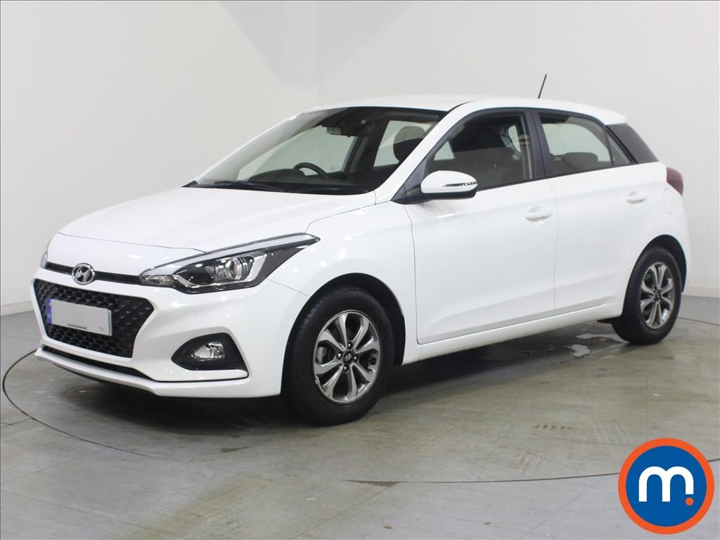 Hyundai I20 SE - Stock Number 1061542 Passenger side front corner