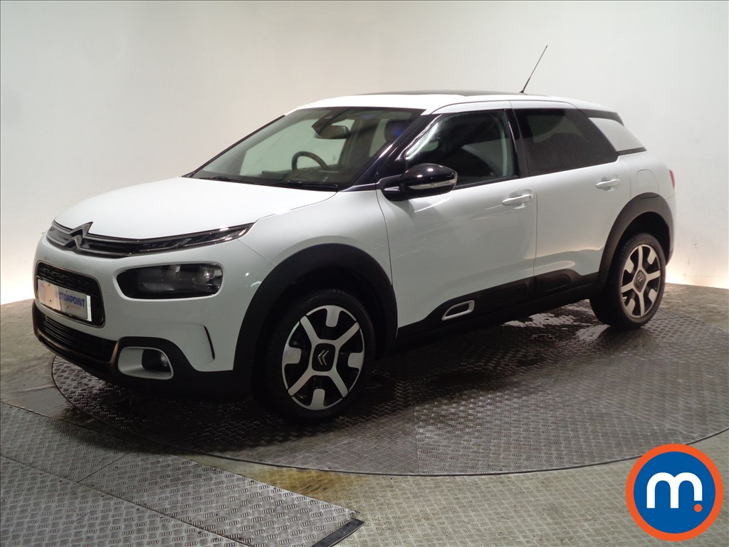 Citroen C4 Cactus Flair - Stock Number 1061595 Passenger side front corner