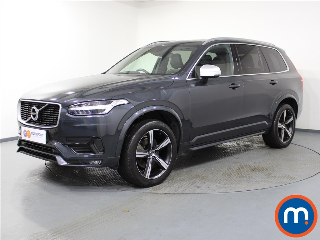 Volvo Xc90 R DESIGN - Stock Number 1061638 Passenger side front corner