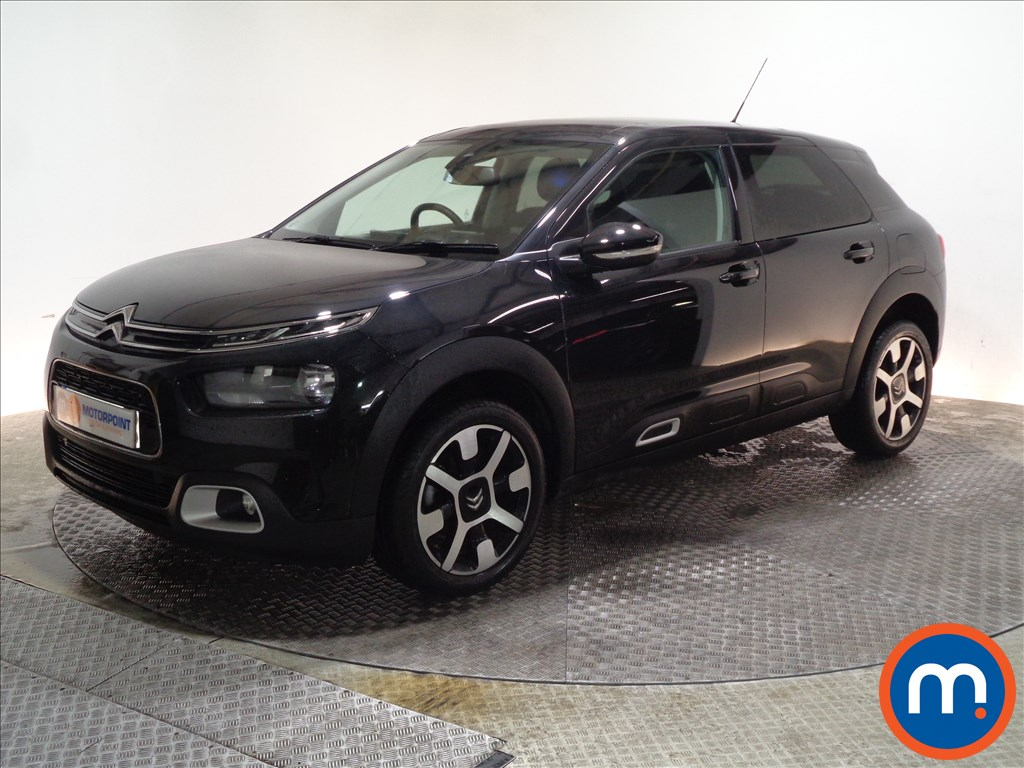 Citroen C4 Cactus Flair - Stock Number 1061568 Passenger side front corner