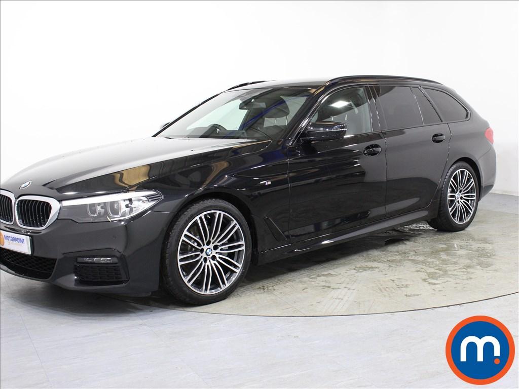 BMW 5 Series M Sport - Stock Number 1061775 Passenger side front corner