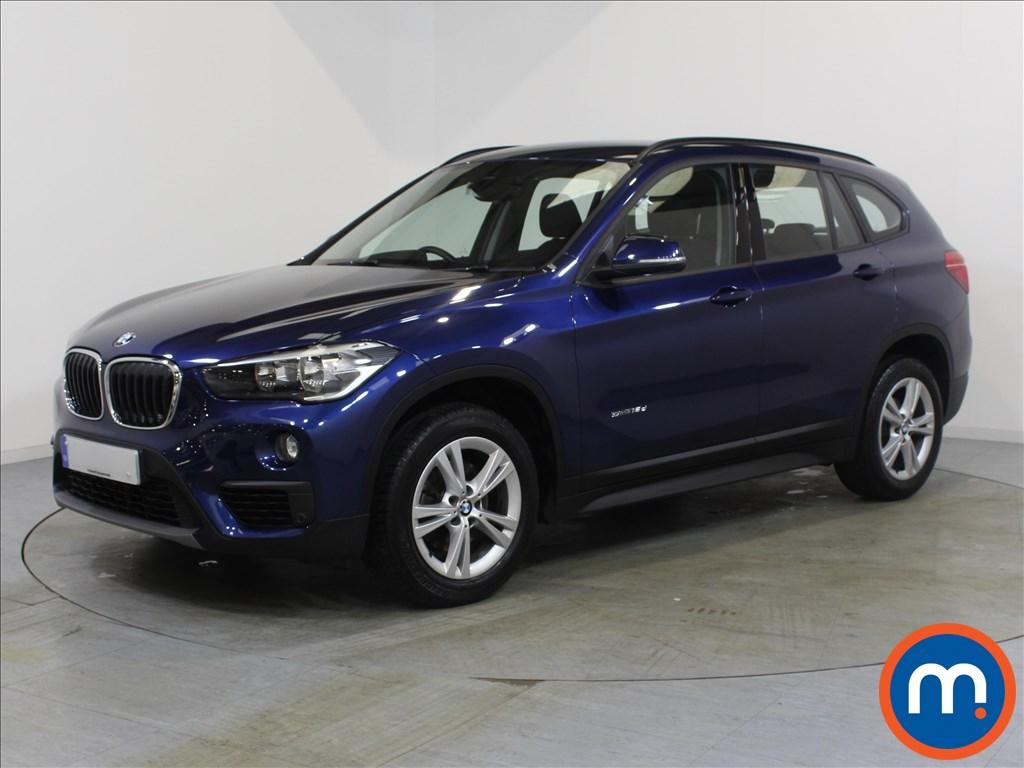 BMW X1 SE - Stock Number 1065796 Passenger side front corner