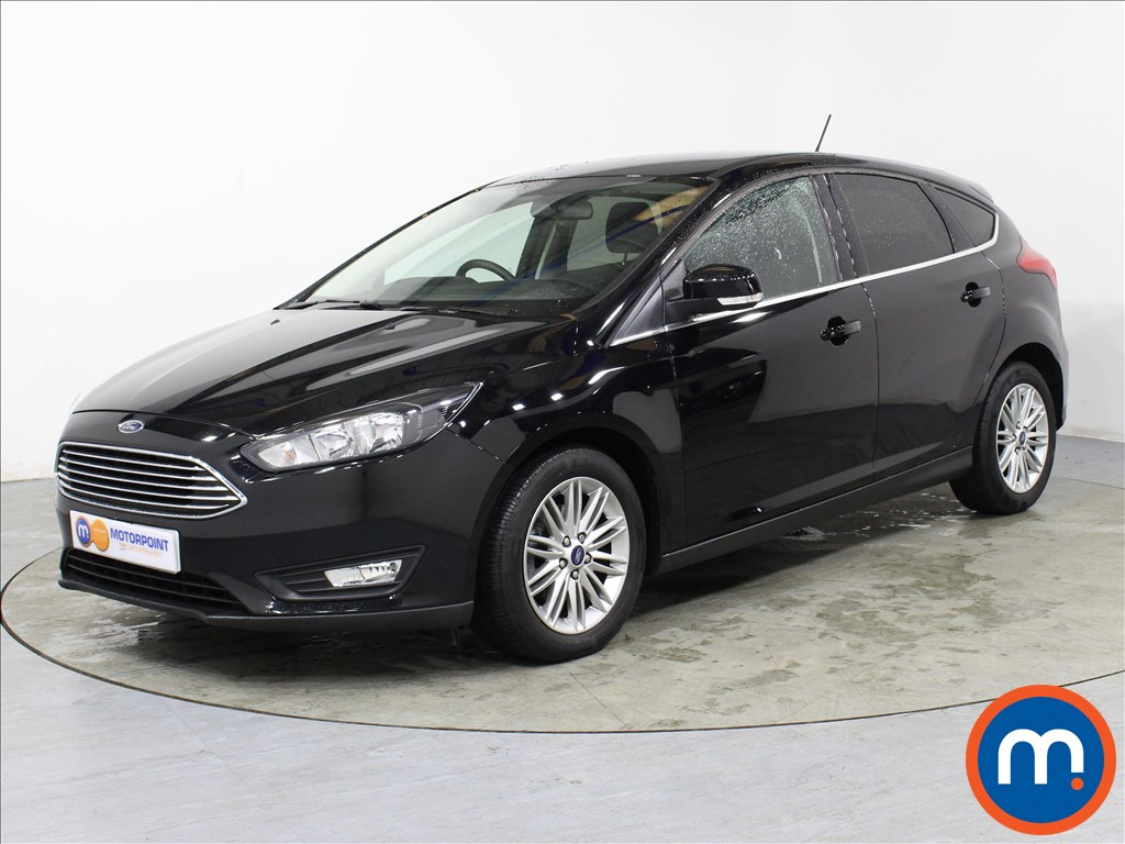 Ford Focus Zetec Edition - Stock Number 1029491 Passenger side front corner