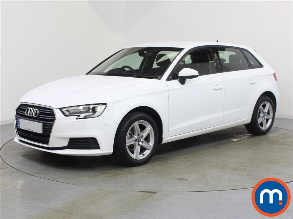 Audi A3 SE Technik - Stock Number 1061356 Passenger side front corner