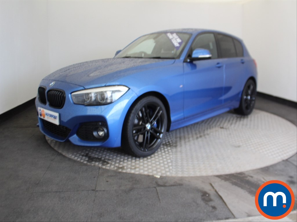 BMW 1 Series M Sport Shadow Edition - Stock Number 1064139 Passenger side front corner