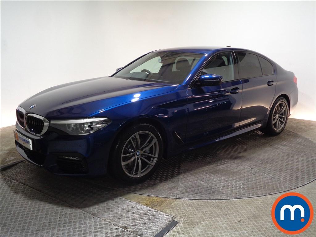 BMW 5 Series M Sport - Stock Number 1062256 Passenger side front corner