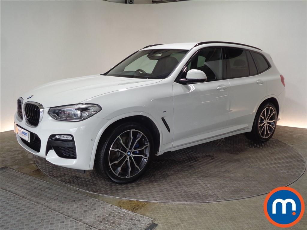 BMW X3 M Sport - Stock Number 1061434 Passenger side front corner