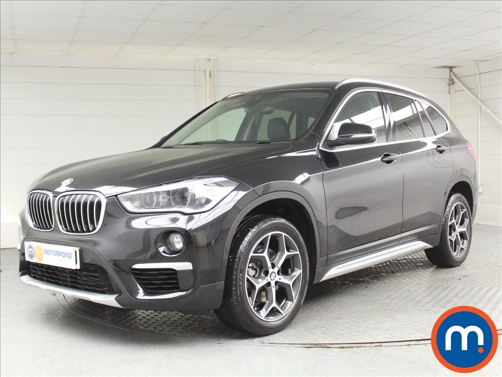 BMW X1 xLine - Stock Number 1065639 Passenger side front corner