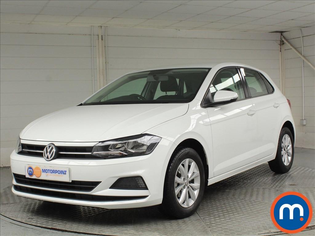 Volkswagen Polo SE - Stock Number 1059299 Passenger side front corner