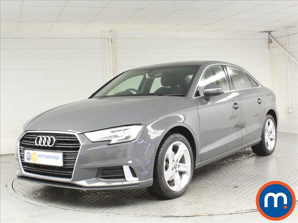 Audi A3 Sport - Stock Number 1059836 Passenger side front corner
