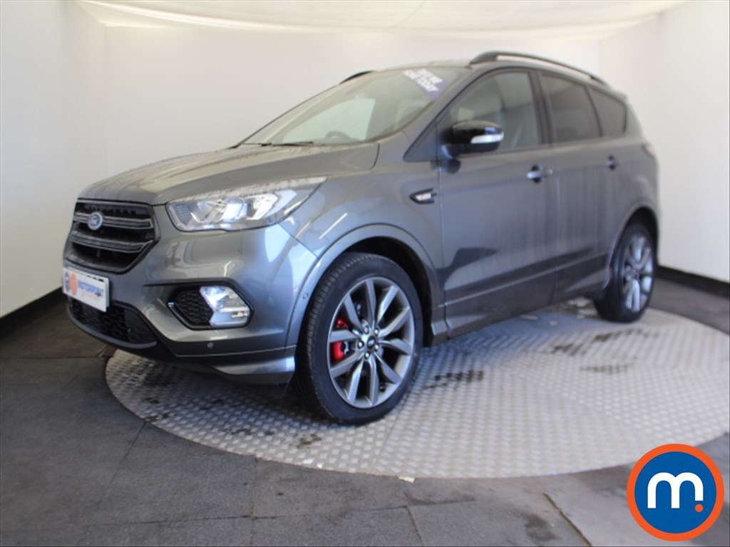 Ford Kuga ST-Line Edition - Stock Number 1054500 Passenger side front corner