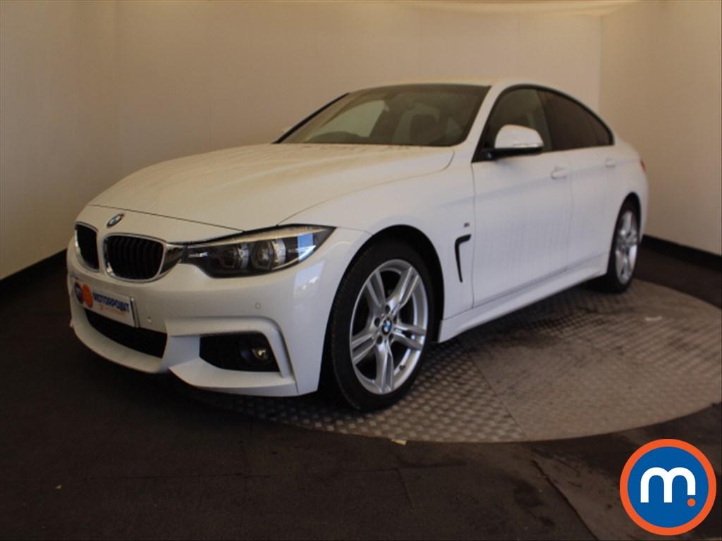 BMW 4 Series M Sport - Stock Number 1064287 Passenger side front corner
