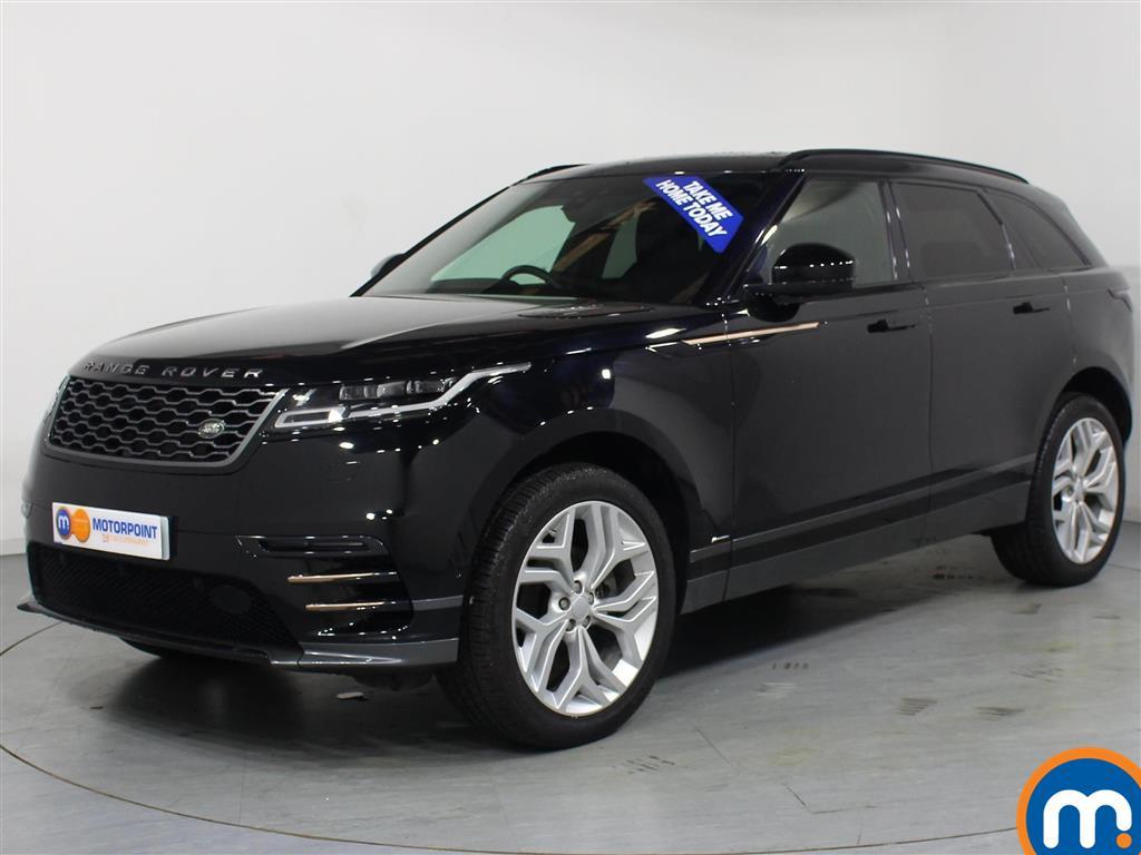 Land Rover Range Rover Velar R-Dynamic HSE - Stock Number 1062429 Passenger side front corner