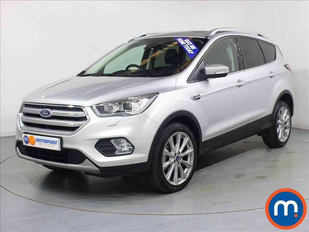 Ford Kuga Titanium X Edition - Stock Number 1063158 Passenger side front corner