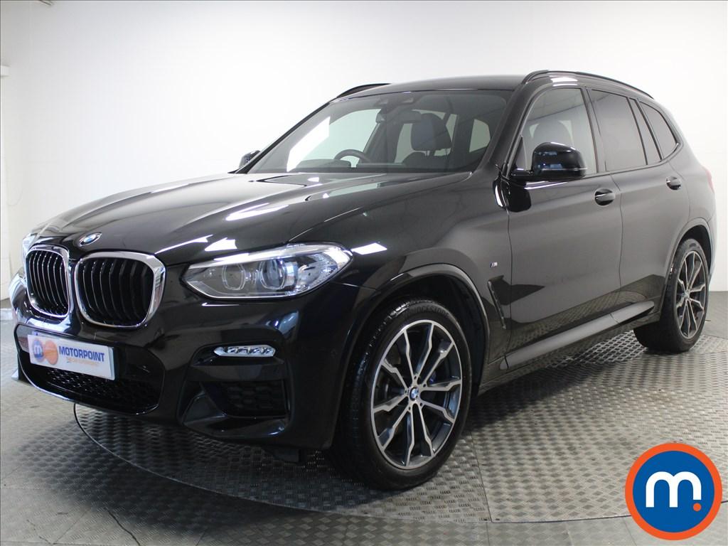 BMW X3 M Sport - Stock Number 1065557 Passenger side front corner